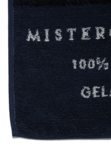 【MISTERGENTLEMAN×HOMME】BLACKWATCH FACE TOWEL | PMGG204990