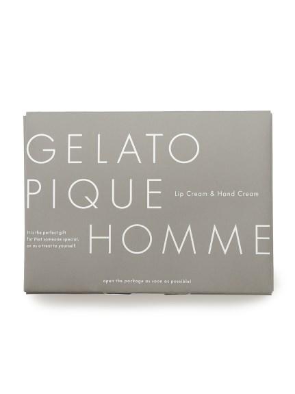 【GELATO PIQUE HOMME】ハンドクリーム&リップクリームSET   PMGG205842