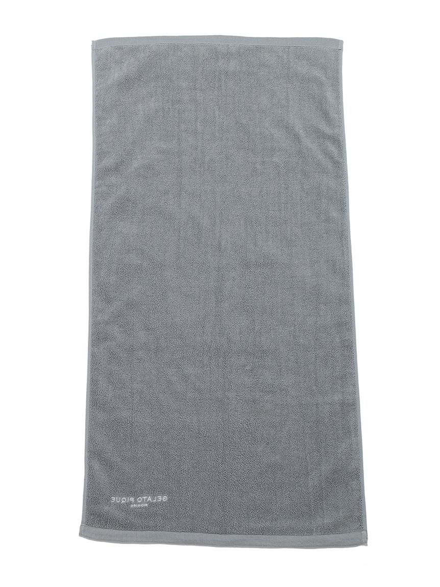 【GELATO PIQUE HOMME】 ガーゼパイルミニバスタオル   PMGG214949