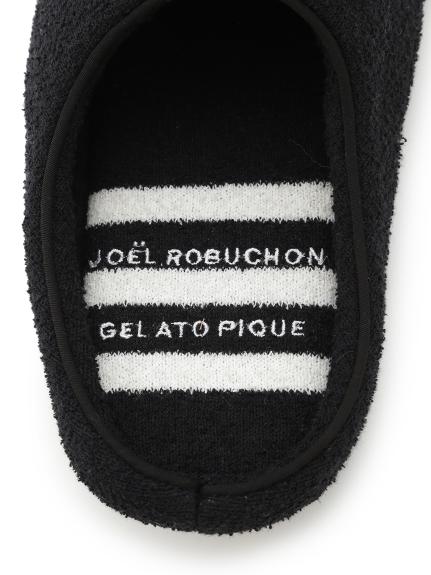 【Joel Robuchon & gelato pique】 HOMME ルームシューズ | PMGS212953