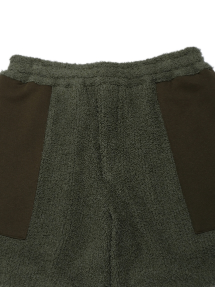 【MISTERGENTLEMAN×HOMME】BAMBOO PATCHED SHORT | PMNP204978