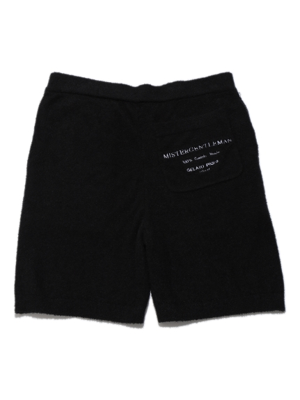 【MISTERGENTLEMAN×HOMME】SMOOTHIE LETTERED SHORT | PMNP204988