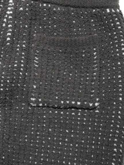 【GELATO PIQUE HOMME】'ワッフルモコ'ロングパンツ   PMNP211954