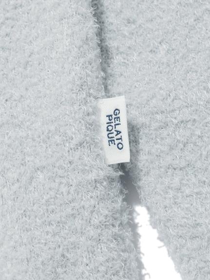【GELATO PIQUE HOMME】'リサイクルスムーズィー'プルオーバー | PMNT211912