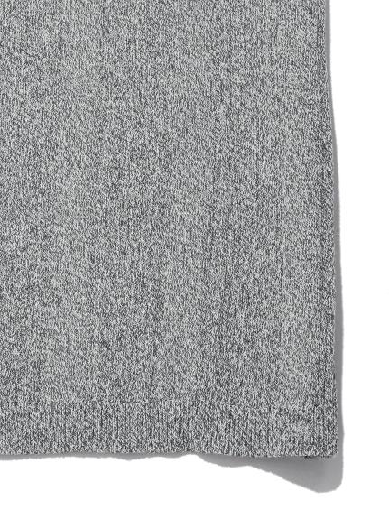 【GELATO PIQUE HOMME】リブメランジモコシャツ | PMNT211920
