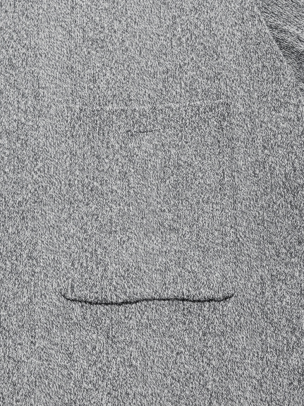 【GELATO PIQUE HOMME】リブメランジモコプルオーバー   PMNT211921