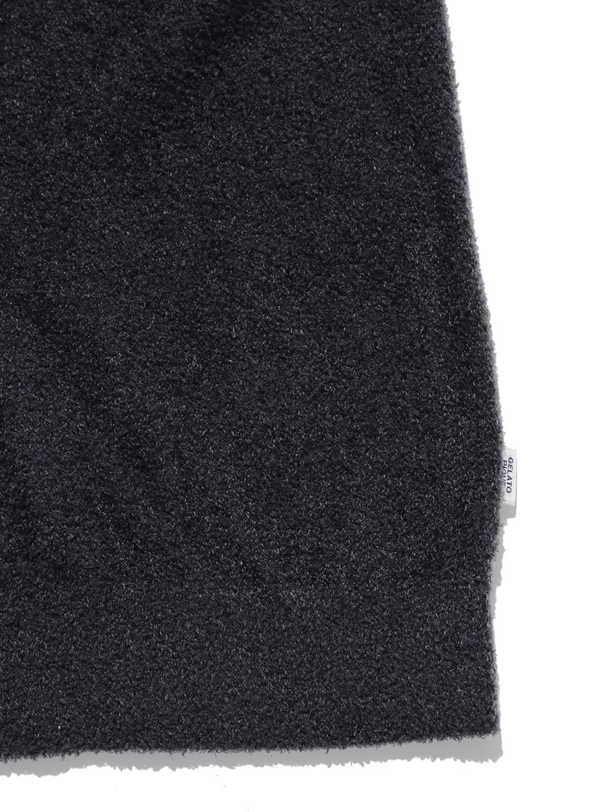 【GELATO PIQUE HOMME】 'スムーズィー'ジャガードプルオーバー   PMNT214132