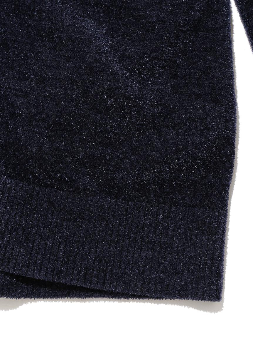 【GELATO PIQUE HOMME】 'スムーズィーライト'クールカーディガン | PMNT214920