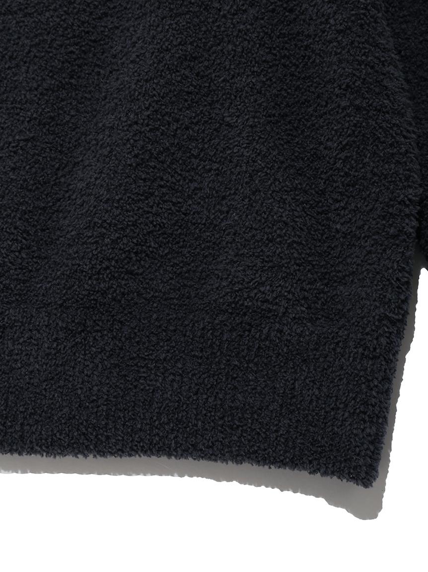 【ラッピング】【HOMME】ベビモコ'ロゴジャガードプルオーバー&ロングパンツSET | PMNT219295