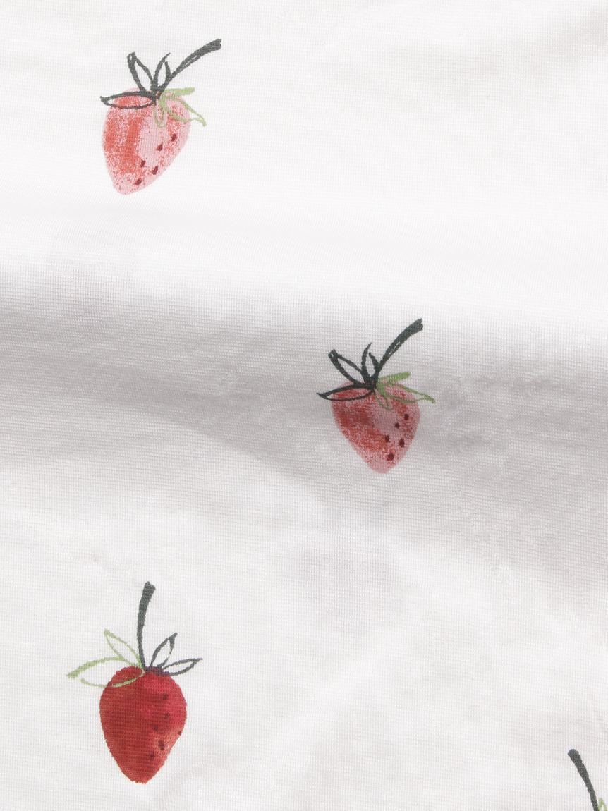 【Sleep】(シングル)ストロベリーモチーフ3点SET | PSGG211002