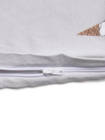 【Sleep】(ダブル)アイスモチーフ掛け布団カバー | PSGG211049