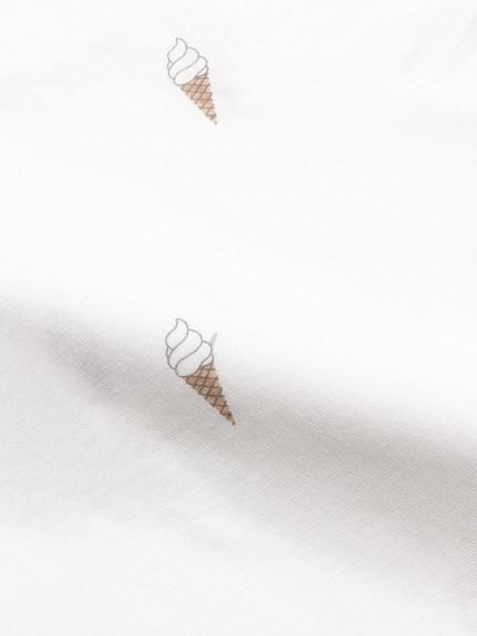 【Sleep】(シングル)アイスモチーフBOXシーツ | PSGG211050