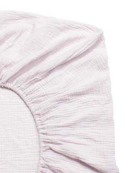 【Sleep】(シングル)ガーゼフリル3点SET | PSGG212814