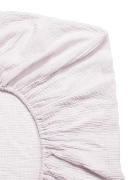 【Sleep】(セミダブル)ガーゼフリル3点SET | PSGG212815