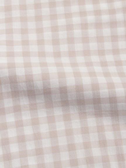 【Sleep】(シングル)ギンガムチェック3点SET | PSGG212822