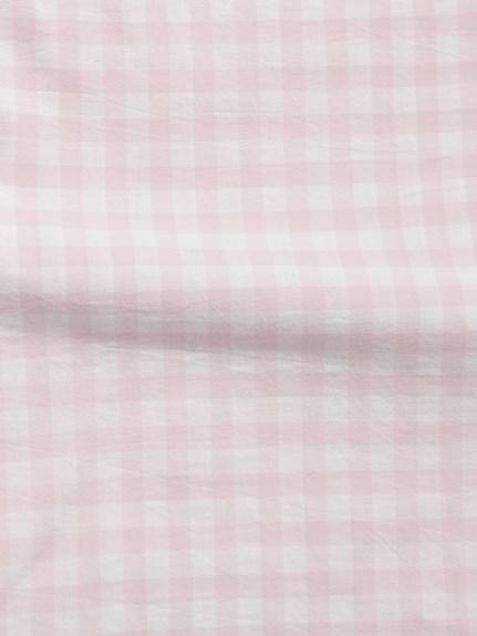 【Sleep】(セミダブル)ギンガムチェック3点SET | PSGG212823