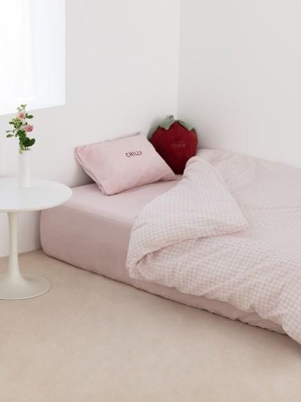 【Sleep】(ダブル)ギンガムチェック3点SET | PSGG212824