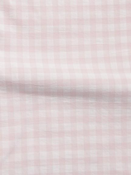 【Sleep】(ダブル)ギンガムチェック2点SET   PSGG212827