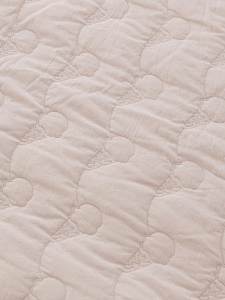 【Sleep】(シングル)アイス柄COOLベッドパッド | PSGG212835