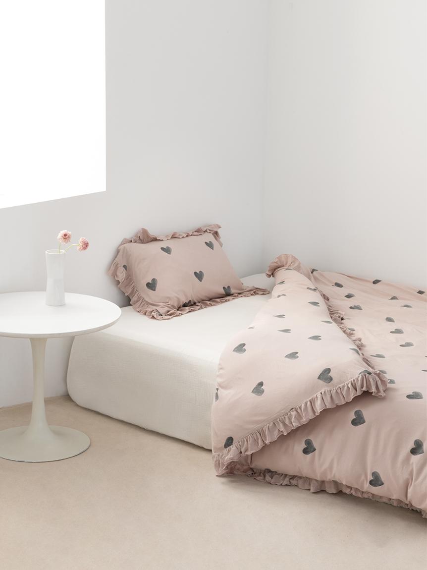 【Sleep】【ONLINE限定】 ハート枕カバー | PSGG214818