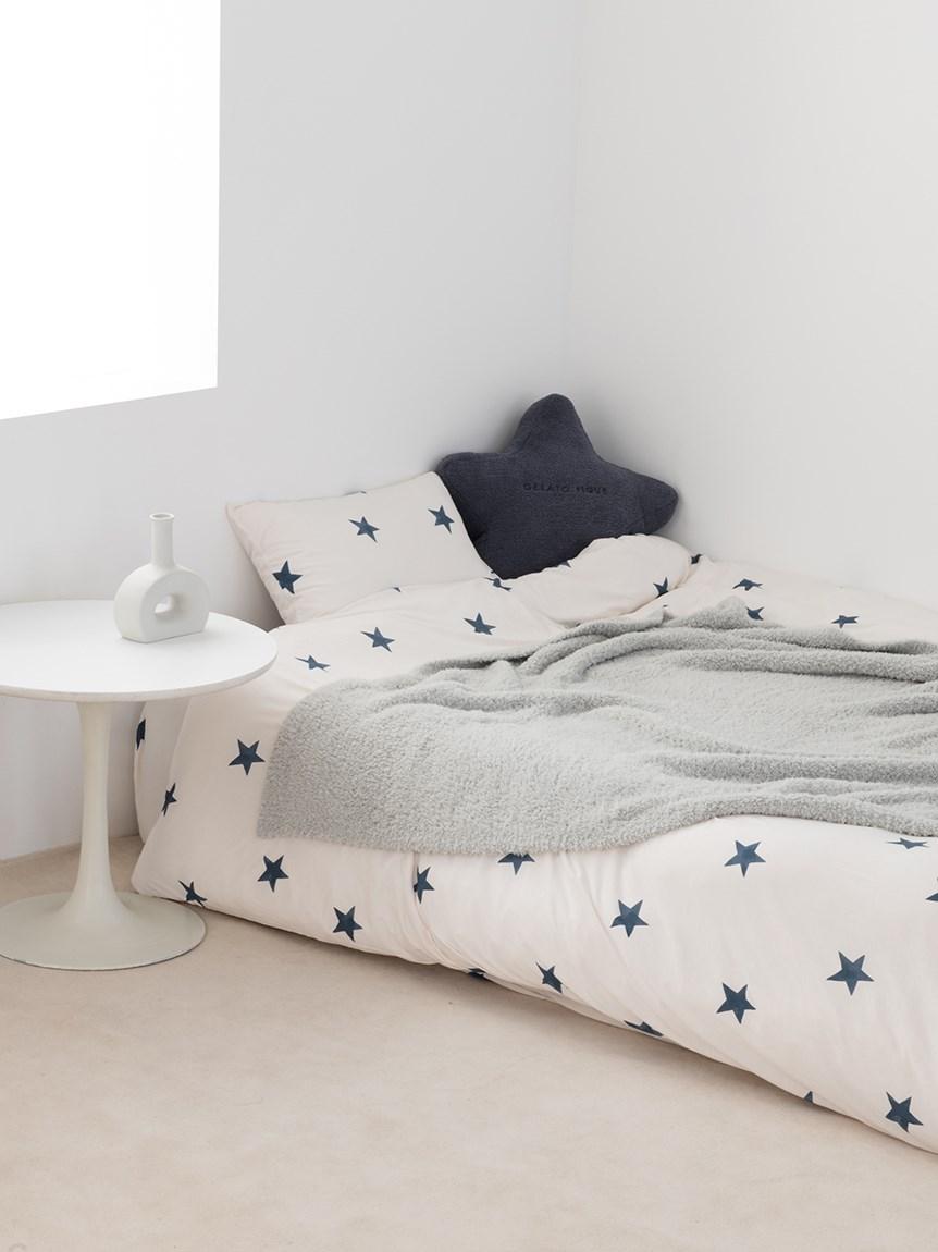 【Sleep】【ONLINE限定】 スター柄3点SET セミダブル   PSGG214821
