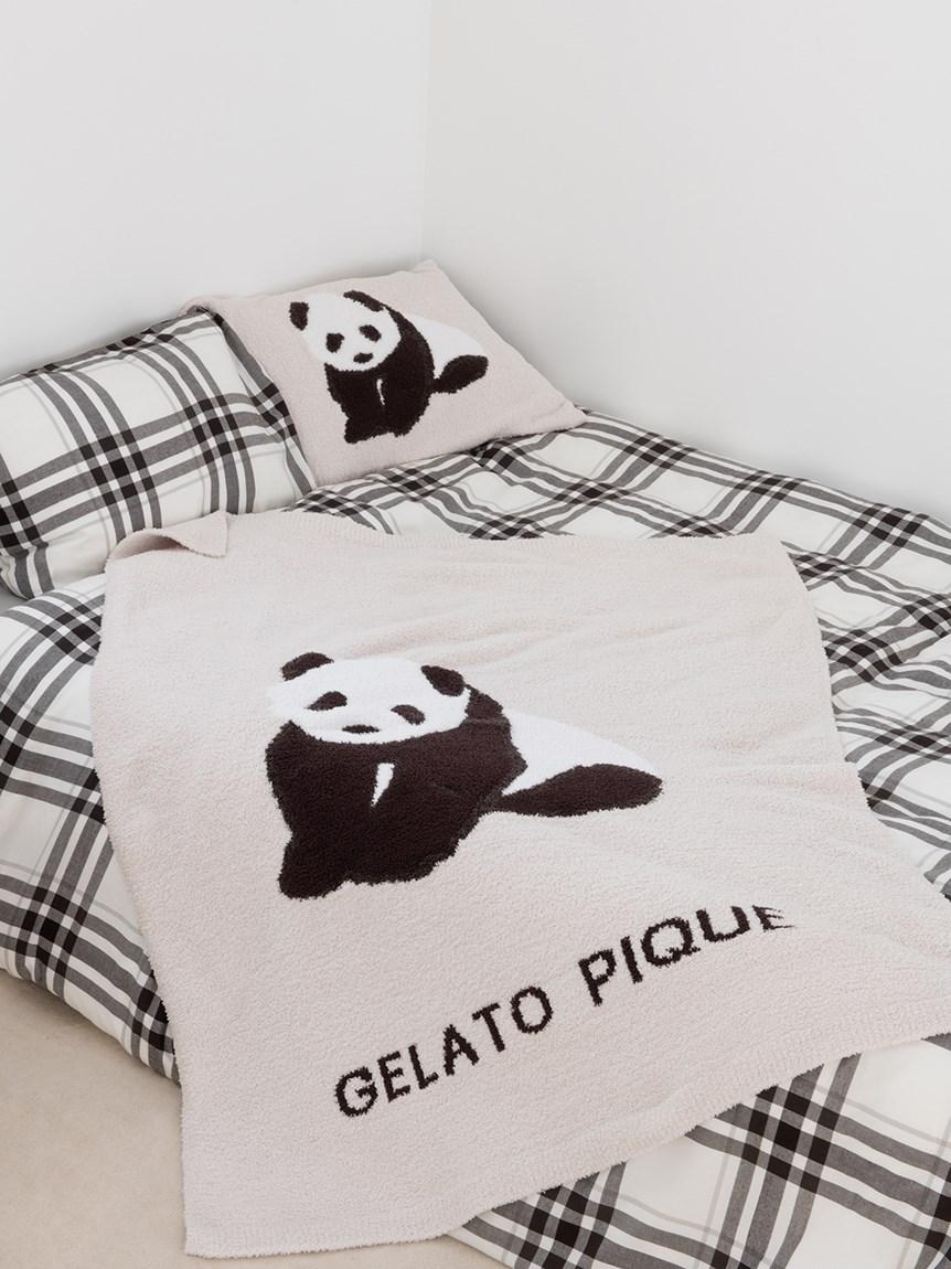 【Sleep】 【ONLINE限定】パンダジャガードハーフケット | PSGG214835