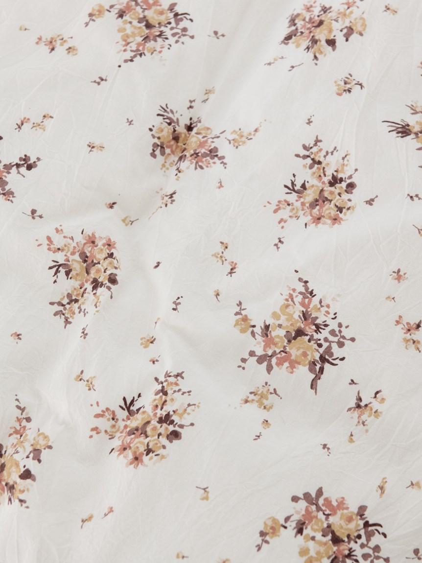 【Sleep】【ONLINE限定】 花柄2点SET シングル | PSGG214841