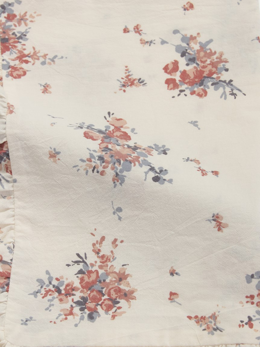 【Sleep】【ONLINE限定】 花柄2点SET ダブル | PSGG214843