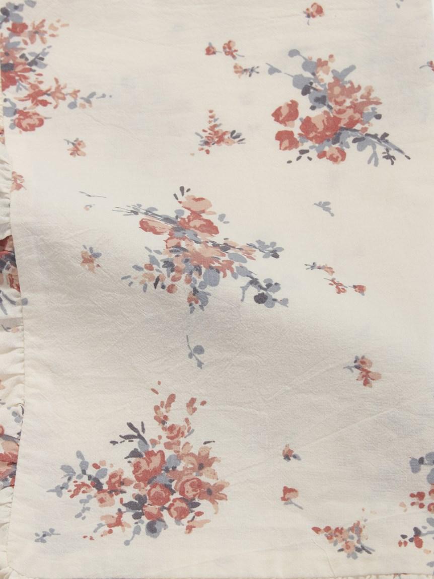 【Sleep】【ONLINE限定】 花柄 枕カバー | PSGG214850