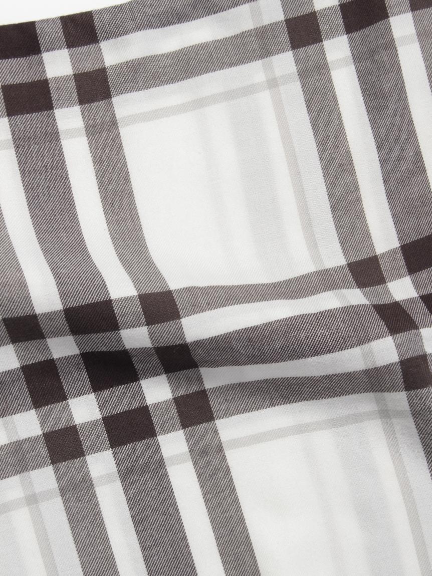 【Sleep】【ONLINE限定】 チェック柄3点SET ダブル | PSGG214872