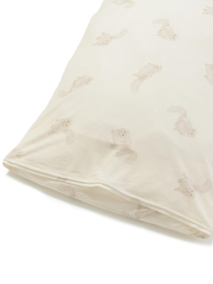 【Sleep】【ONLINE限定】(セミダブル)CAT柄3点SET | PSGG215826
