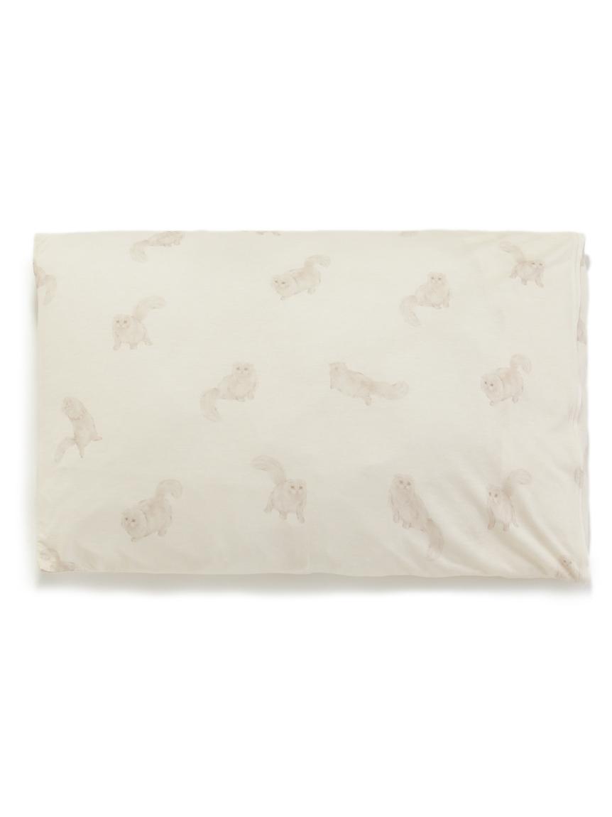 【Sleep】【ONLINE限定】CAT柄枕カバー   PSGG215837
