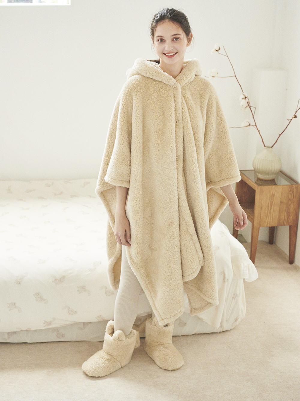 【Sleep】【ONLINE限定】CAT着る毛布   PSGG215864
