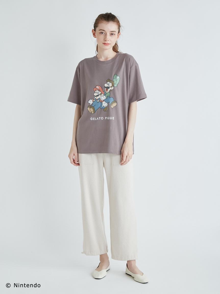 【スーパーマリオ】 【ユニセックス】 キャラクターTシャツ | PUCT214335
