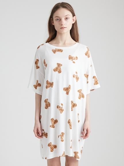 ベアモチーフ抗菌防臭ドレス | PWCO211214
