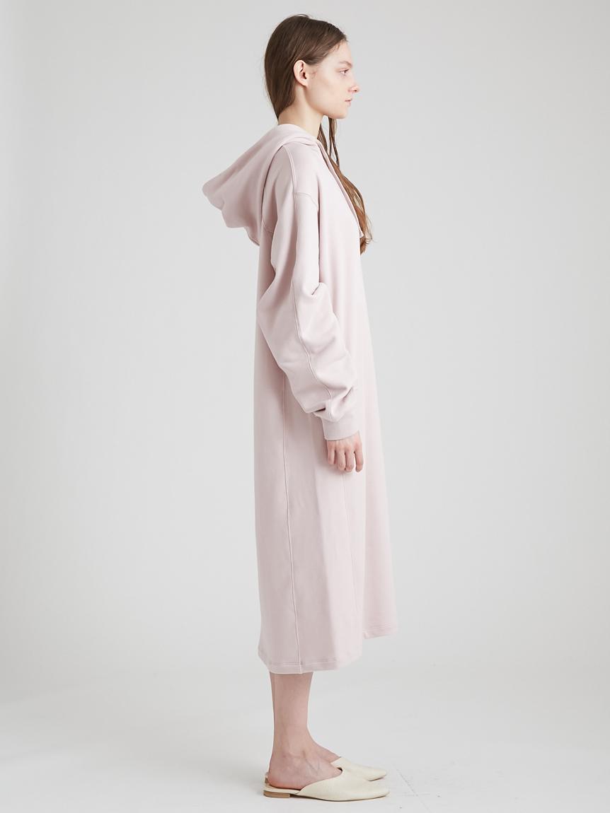 【オフィシャルオンラインストア限定】ロゴ裏毛ドレス | PWCO211318