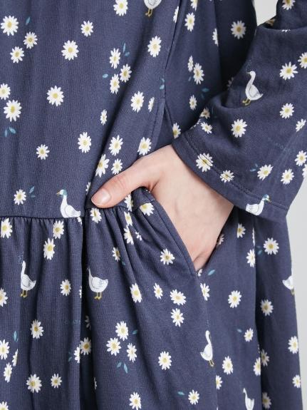 【ONLINE限定】デイジーモチーフマタニティドレス | PWCO211329