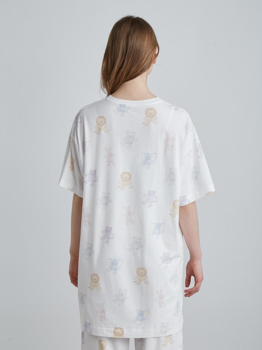 ぬいぐるみモチーフドレス   PWCO212211