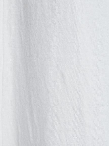 オーガニックコットン接結シャツドレス | PWCO212314