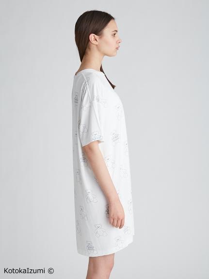 【kotoka izumi】ベアモチーフドレス | PWCO212359