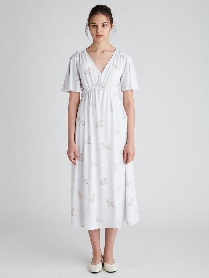 セルカークレックスモチーフドレス | PWCO212366