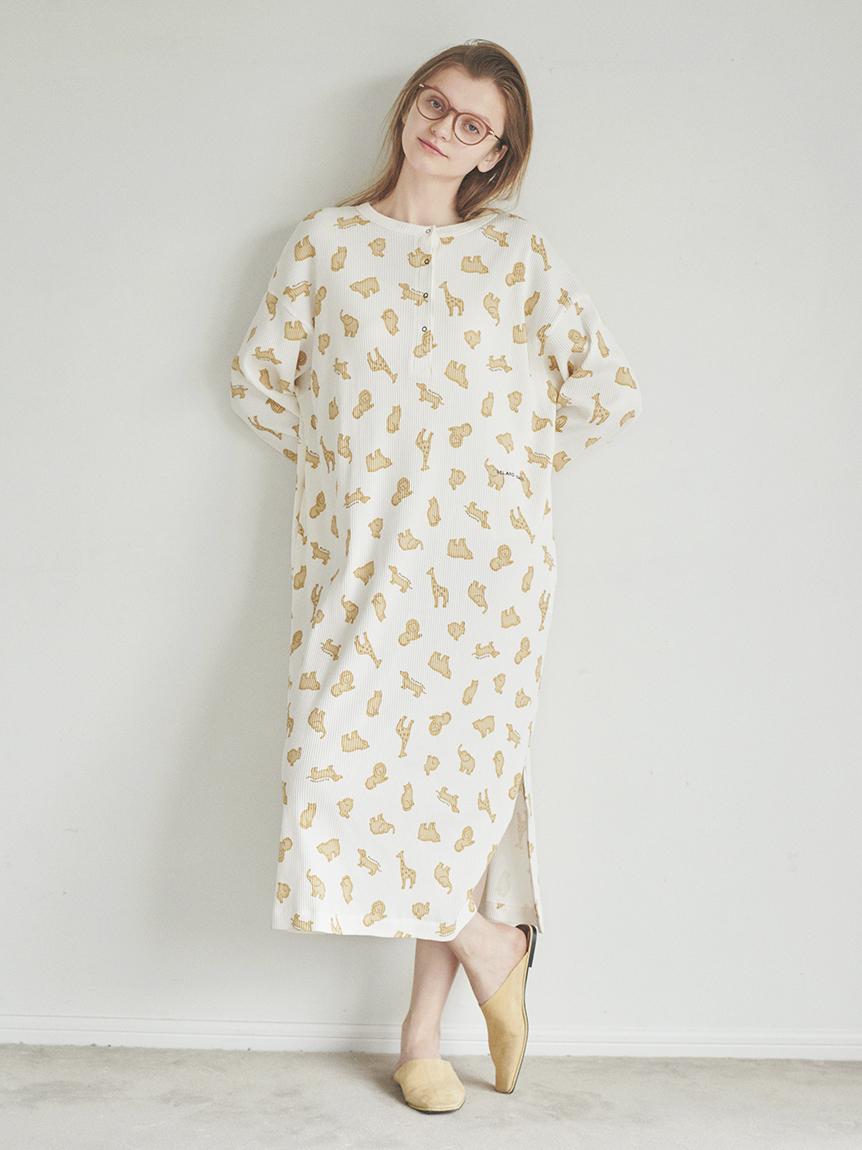 クッキーアニマルモチーフドレス   PWCO214215