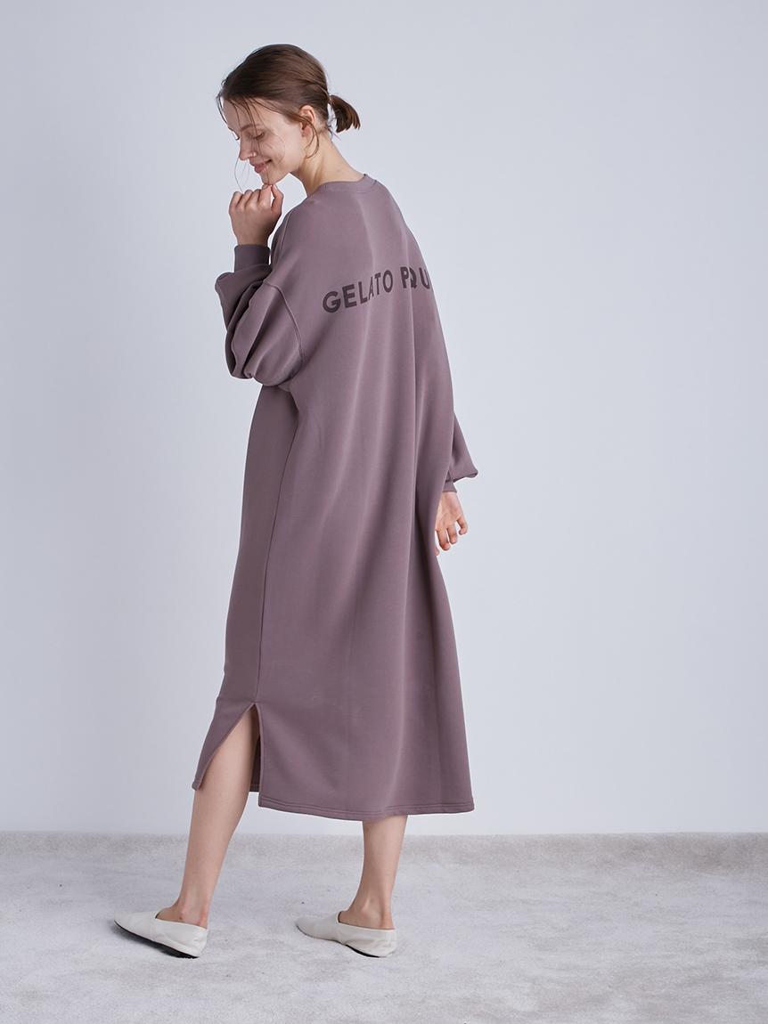 ロゴスウェットドレス | PWCO214280