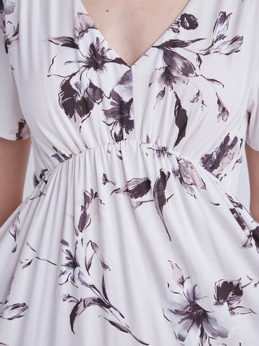 リリーモチーフドレス | PWCO214303