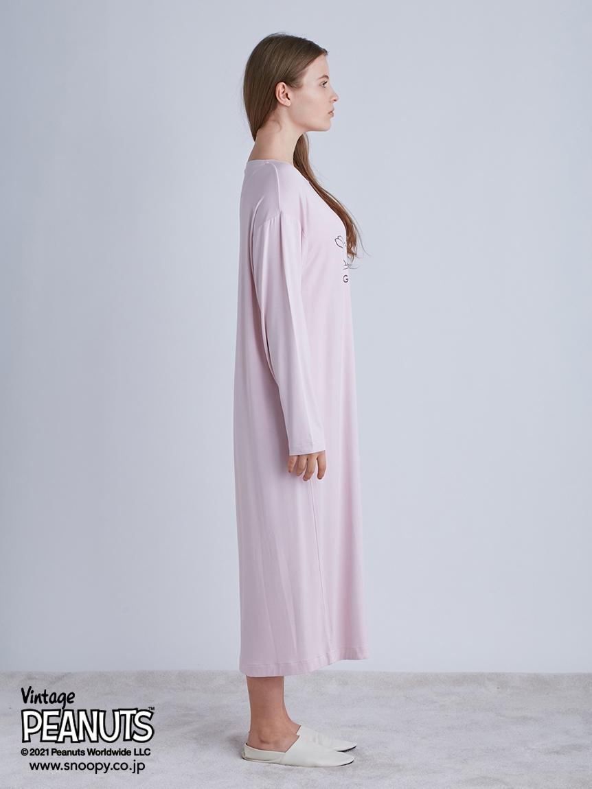 【PEANUTS】プリントドレス   PWCO214316