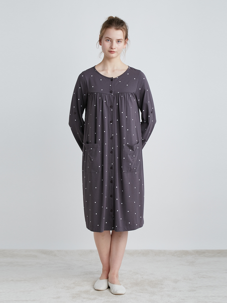 【ONLINE限定】マタニティハートモチーフドレス | PWCO214324