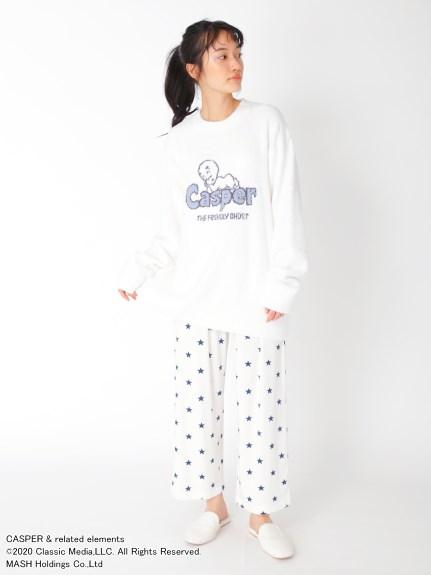 【CASPER】スターロングパンツ | PWCP204349