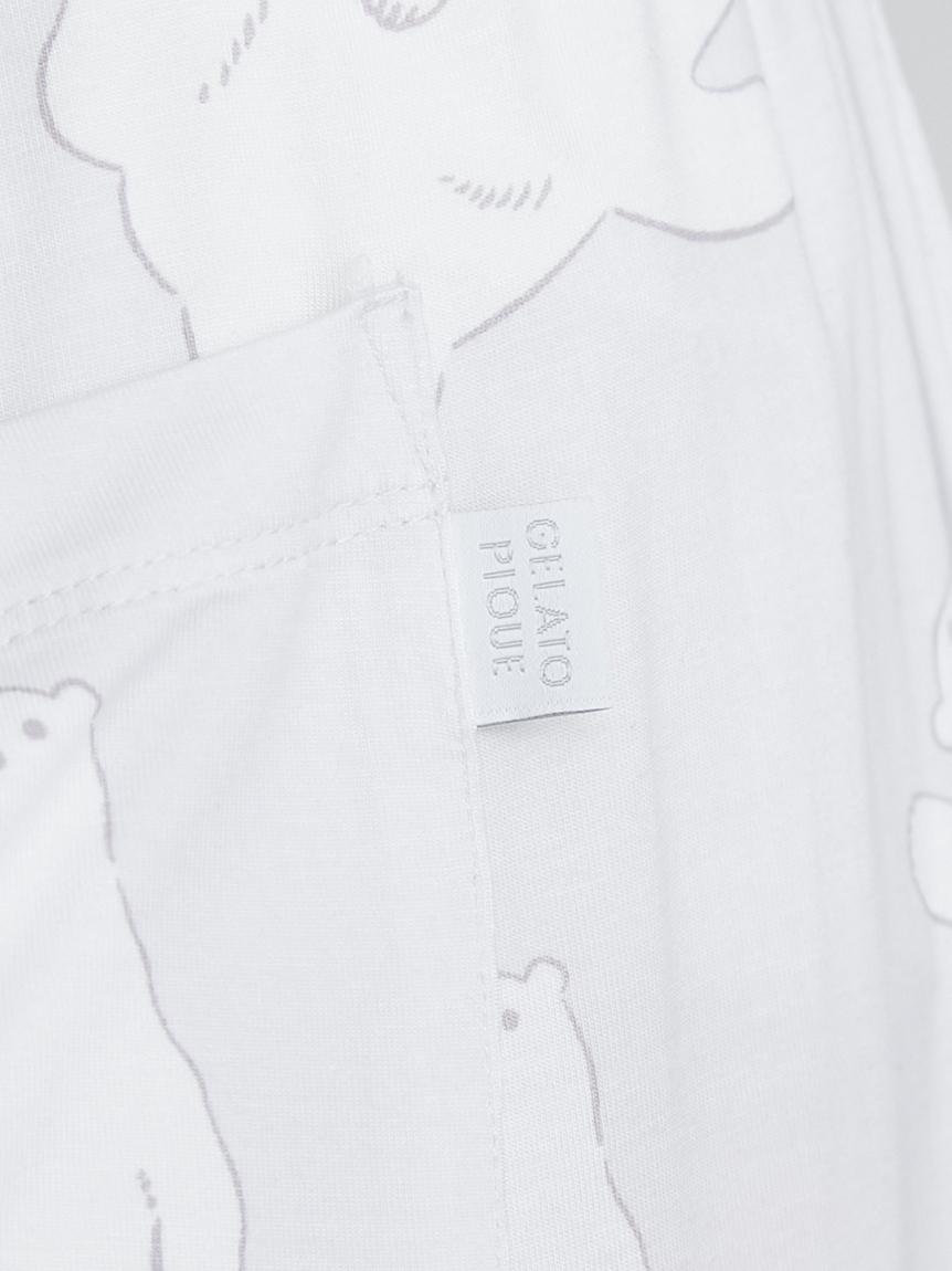 【COOL FAIR】シロクマモチーフロングパンツ | PWCP212242