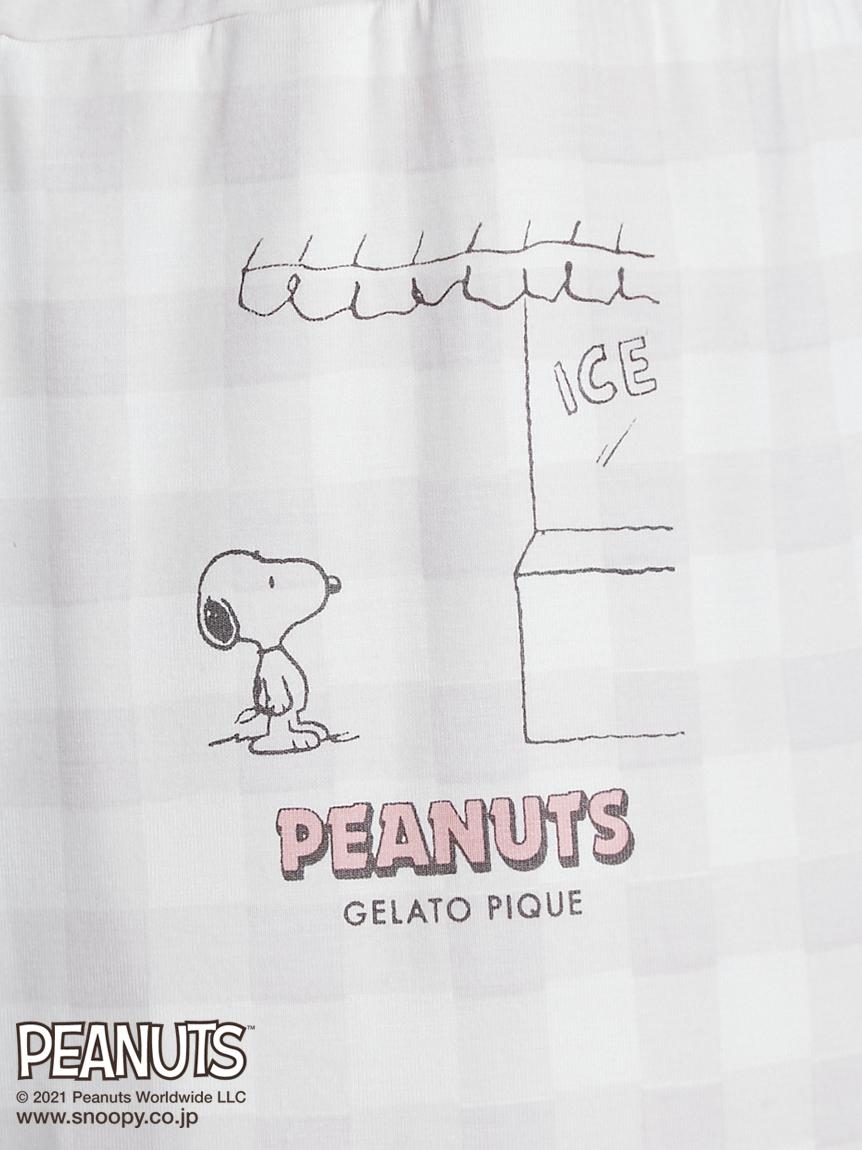 【PEANUTS】ワンポイントロングパンツ | PWCP212292