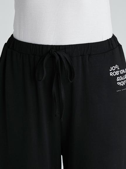 【Joel Robuchon & gelato pique】テンセルシルクロゴパンツ   PWCP212372